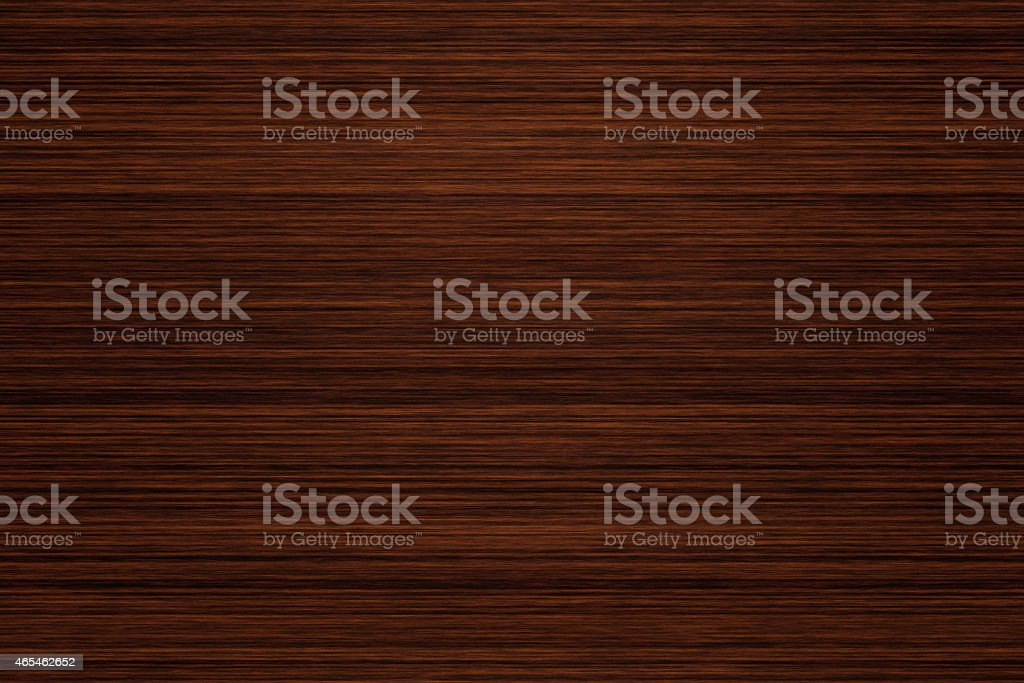 Horizontal textured dark wood stock photo