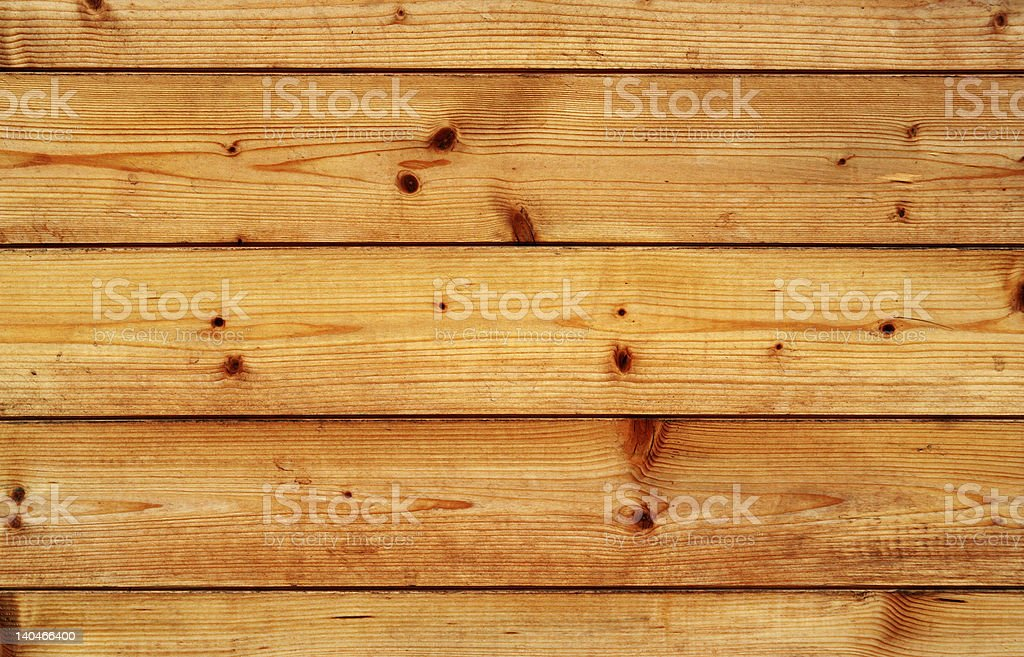 Horizontal wooden planks background royalty-free stock photo