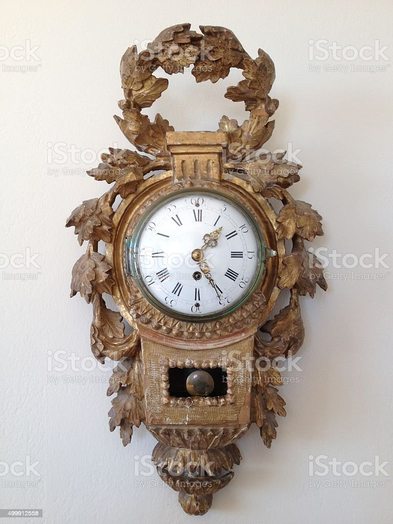 Horloge stock photo