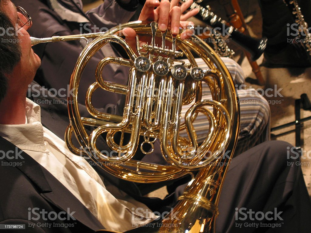 horn 1 royalty-free stock photo