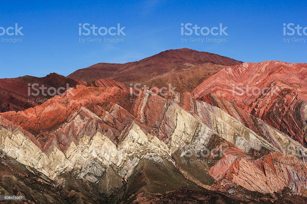 Hornocal Hill stock photo