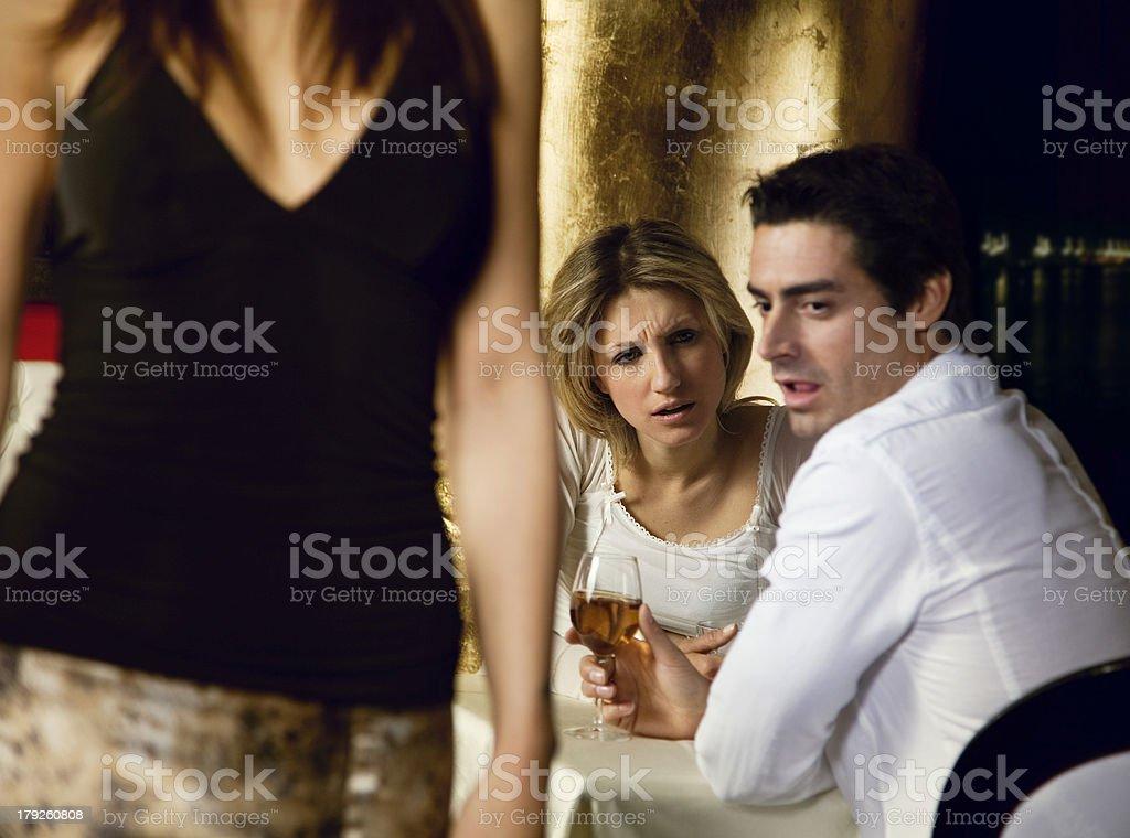 horny guy stock photo