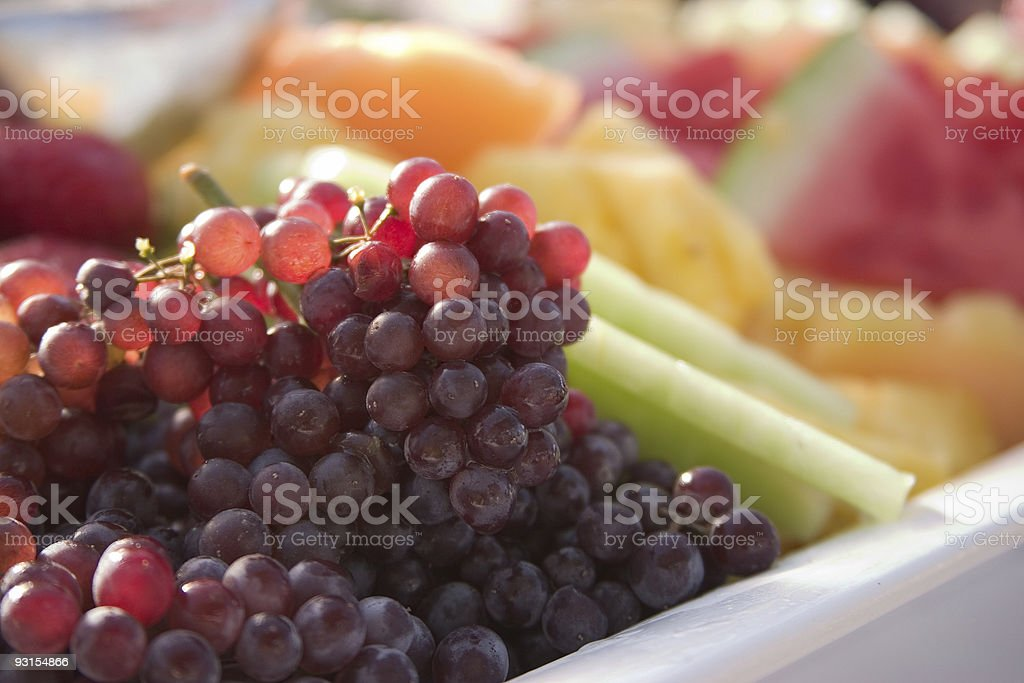 Hors D'oeuvres stock photo