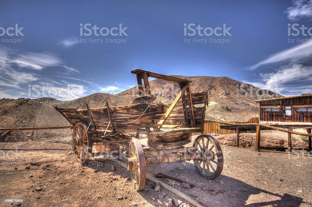 Horse Drawn carriage royalty-free stock photo