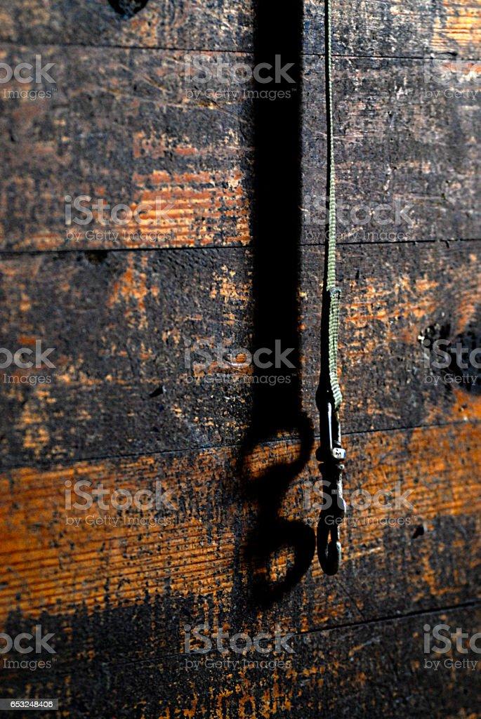 Horse Lead / Leash stock photo