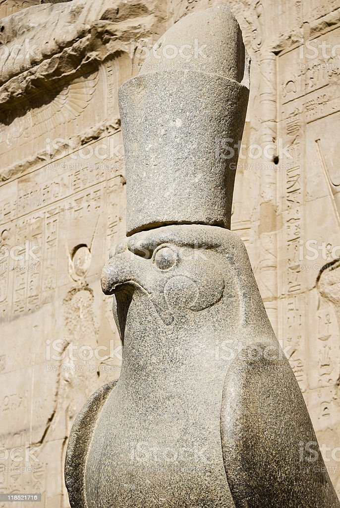 Horus royalty-free stock photo