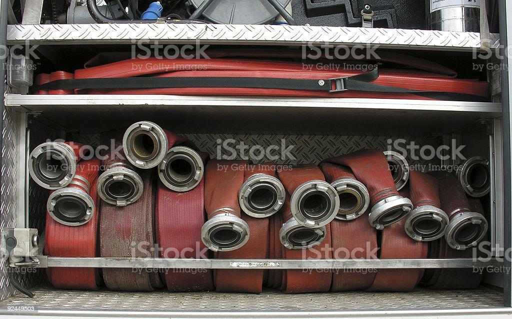 hose royalty-free stock photo
