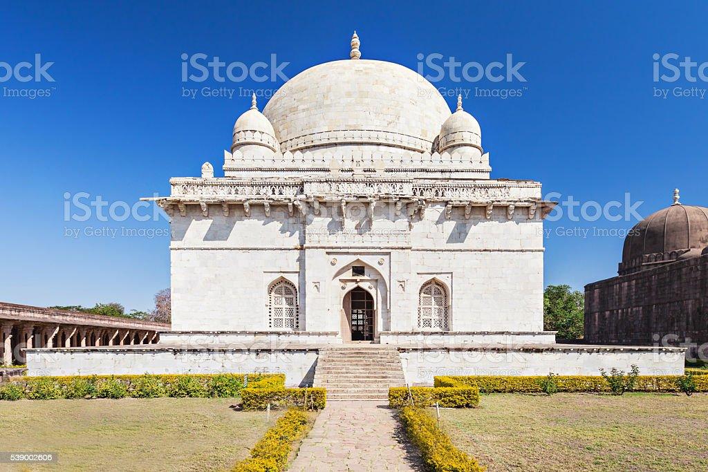 Hoshang Shah Tomb stock photo