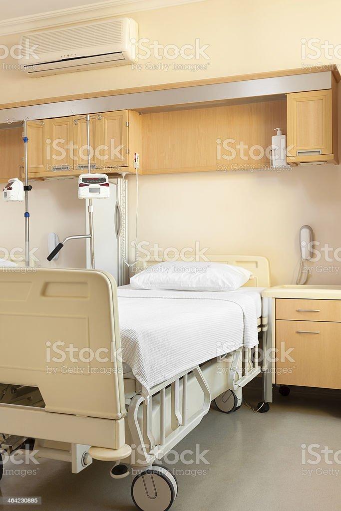 Hospital Room royalty-free stock photo