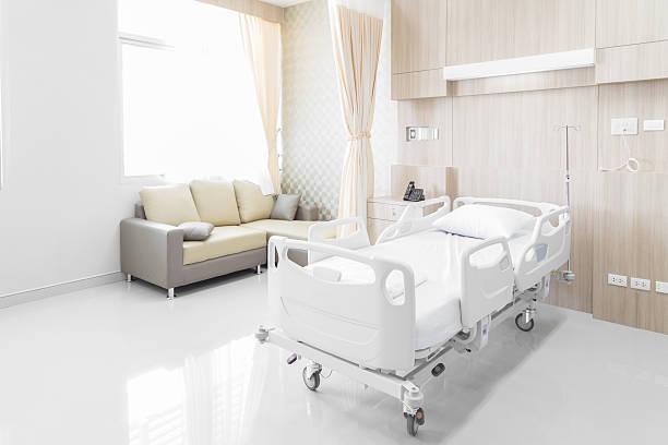 Comfortable Hospital Room
