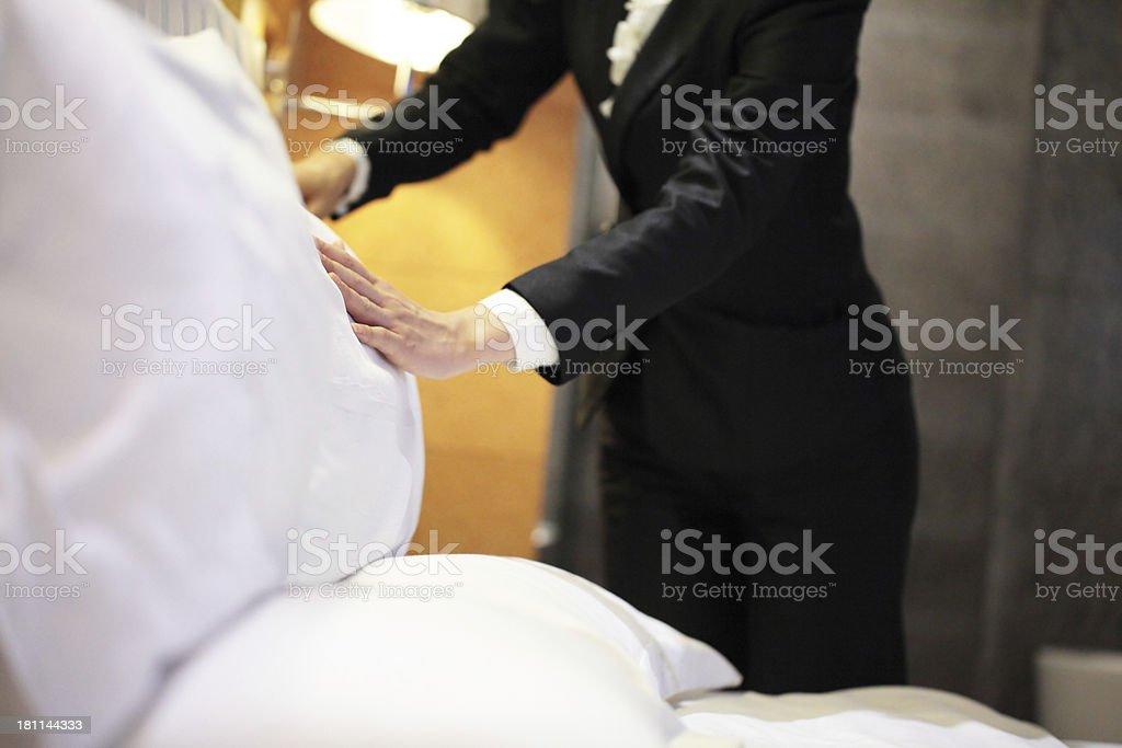Hospitality stock photo