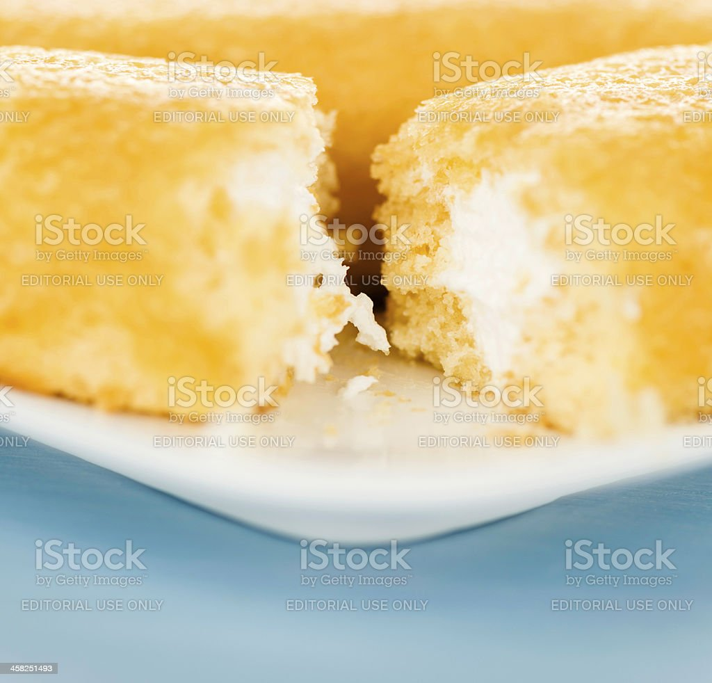 Hostess Twinkies Are Back! royalty-free stock photo