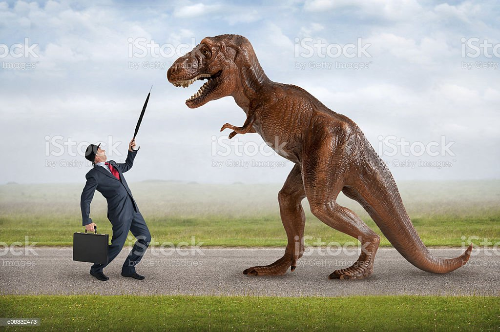 hostile business takeover concept stock photo