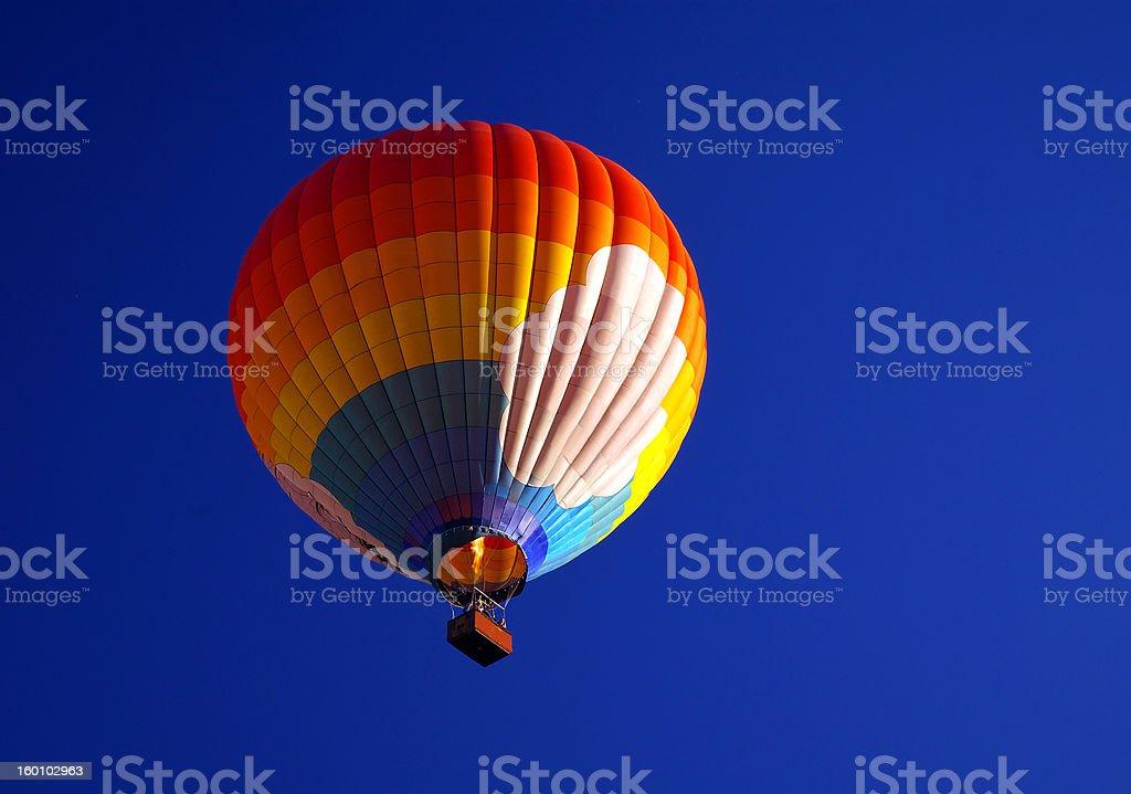 Hot Air Ballon royalty-free stock photo