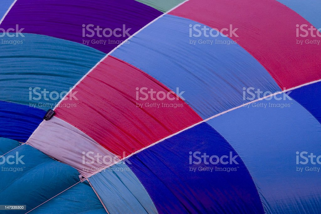 Hot air ballon royalty-free stock photo