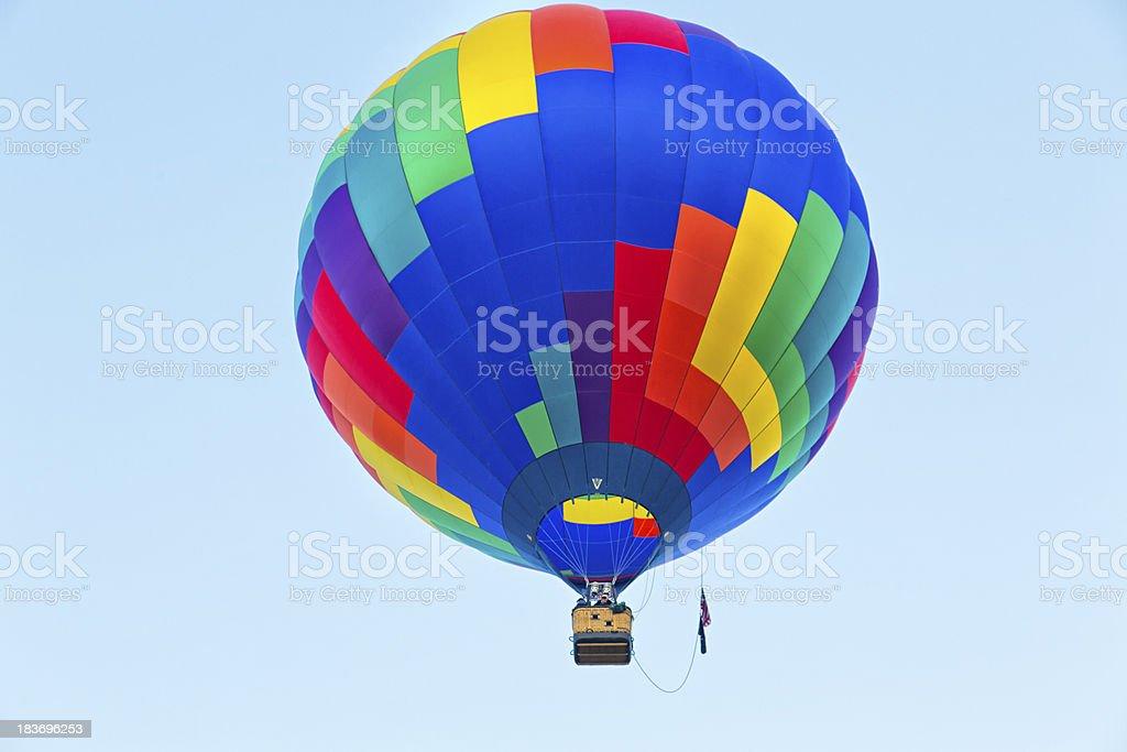 Hot Air Balloon royalty-free stock photo