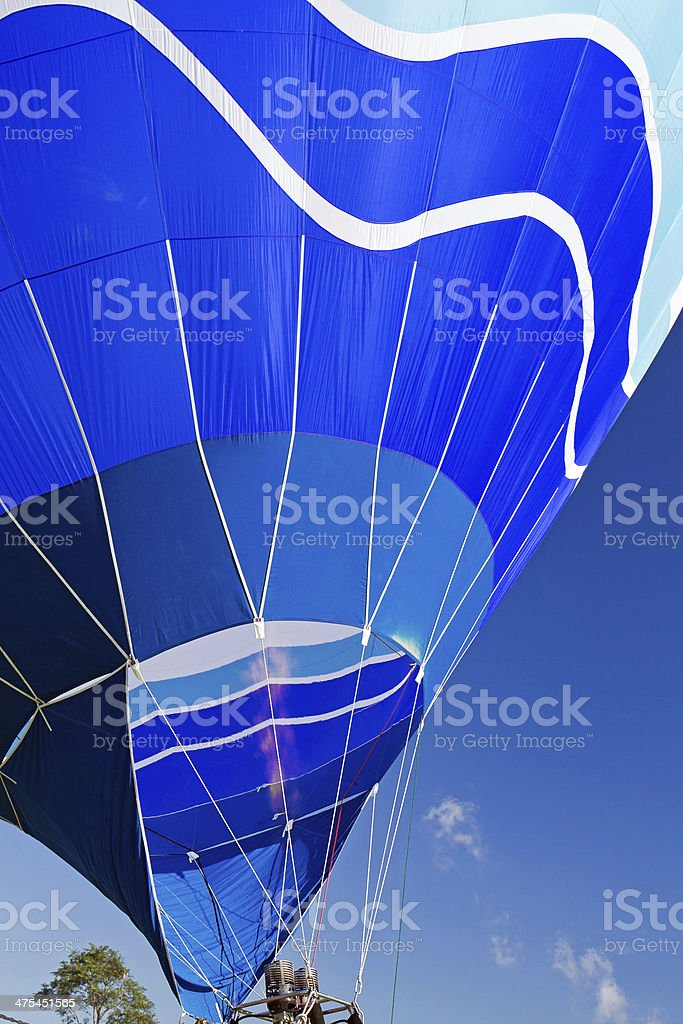 Hot Air Balloon royalty-free stock photo