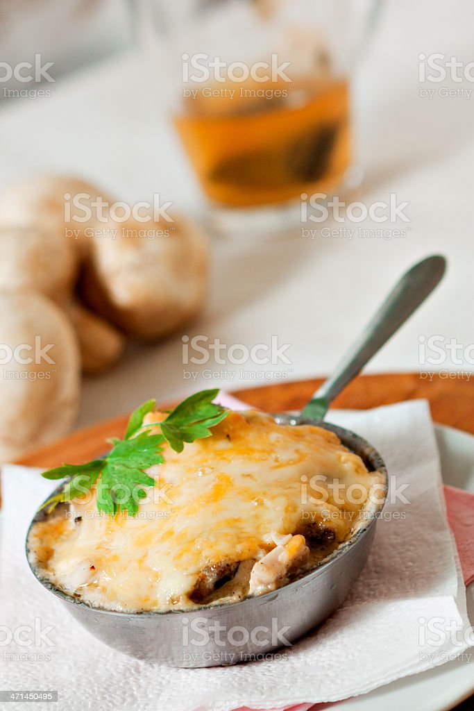 hot appetizer royalty-free stock photo