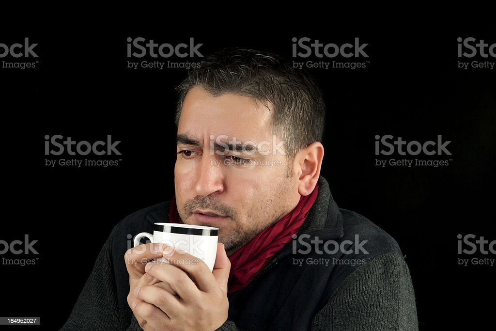 hot beverage royalty-free stock photo