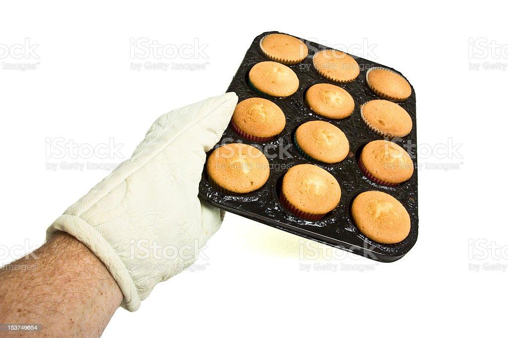 Hot cakes royalty-free stock photo