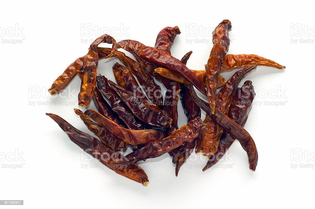 Hot Chillies! royalty-free stock photo