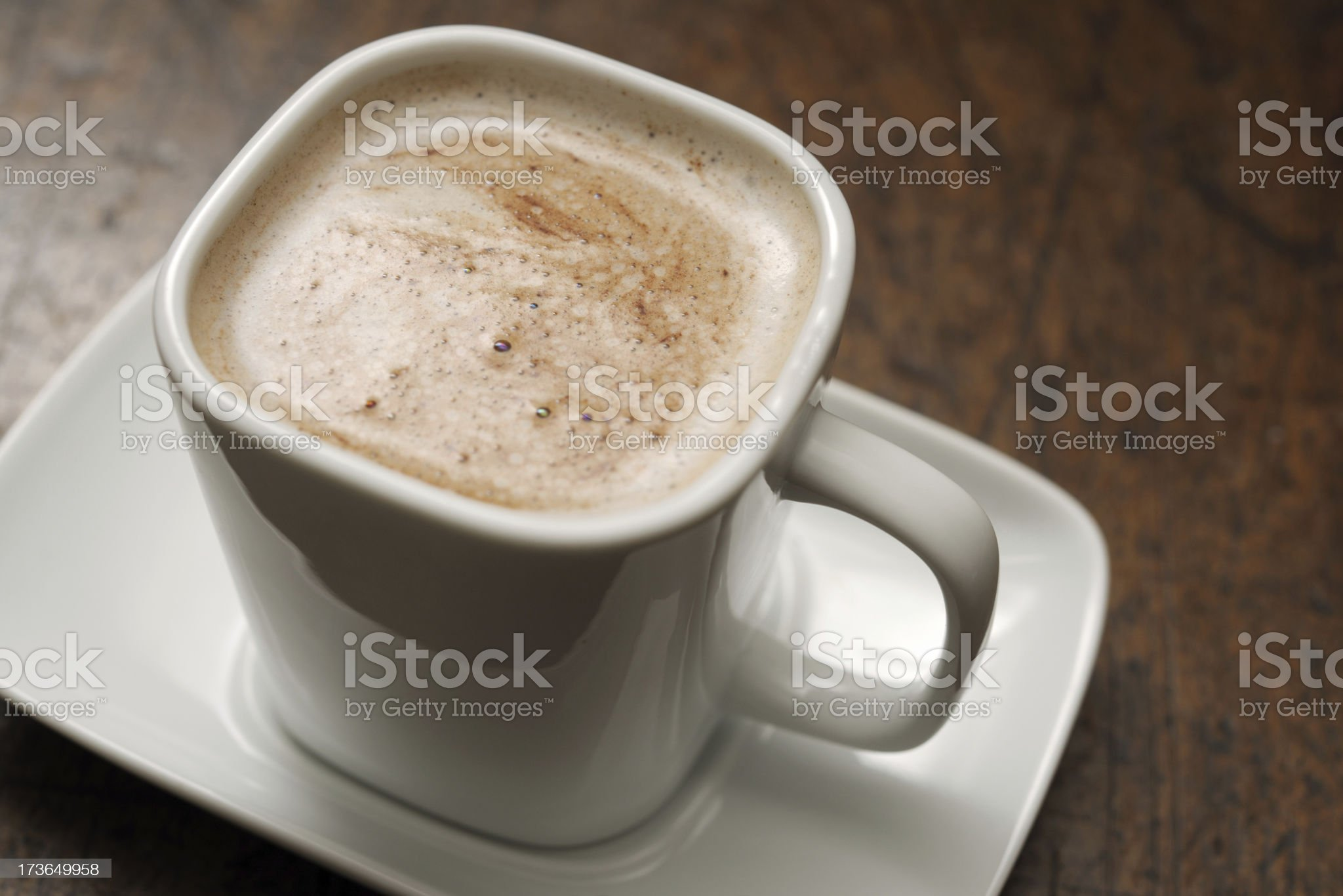 hot chocolate beverage royalty-free stock photo
