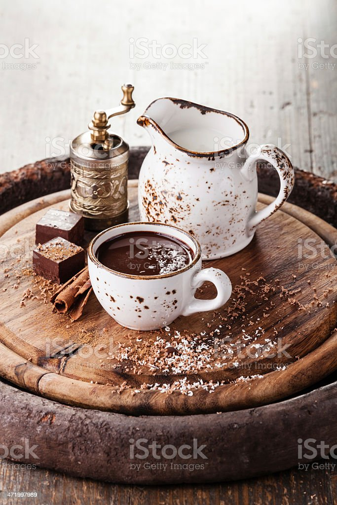 Hot Schokolade – Foto