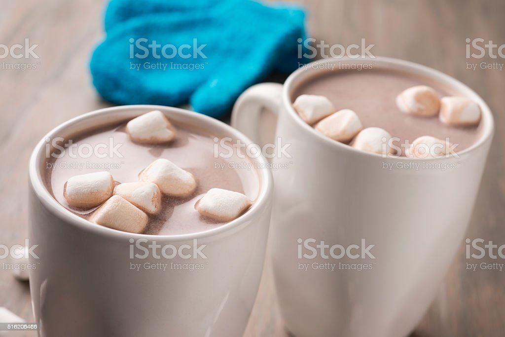 Hot Cocoa stock photo