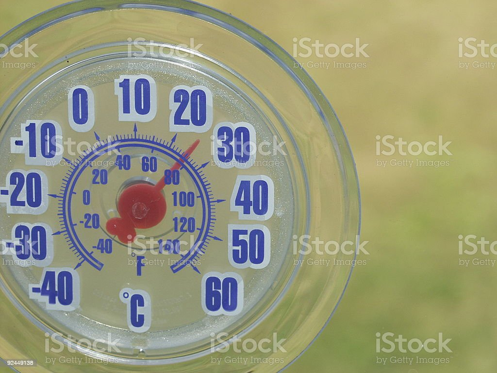 Hot Day royalty-free stock photo