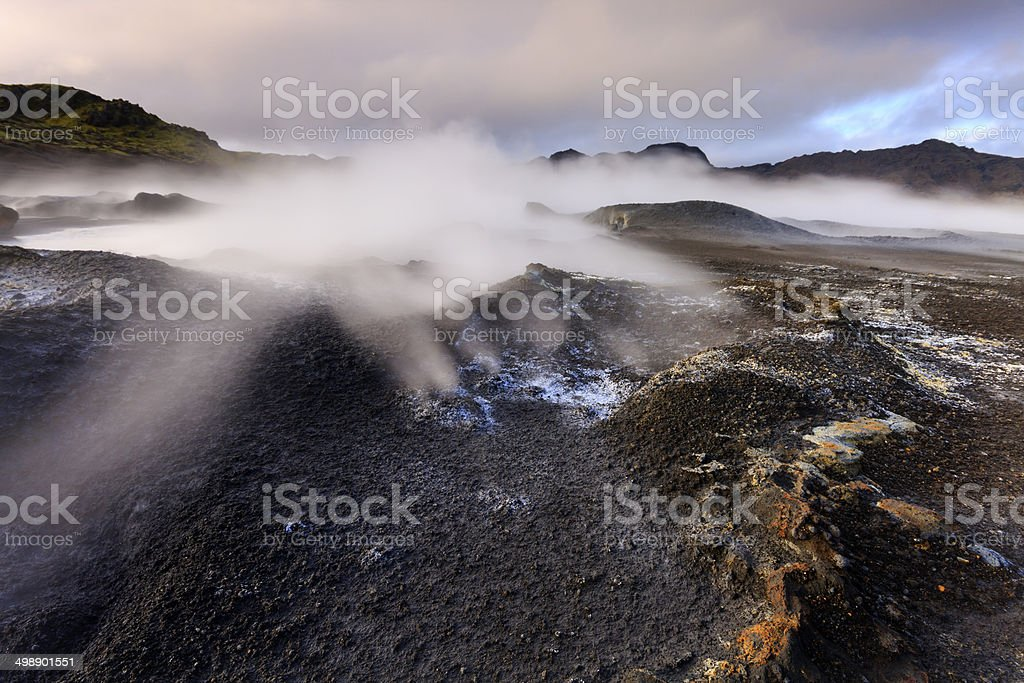 Hot Earth royalty-free stock photo