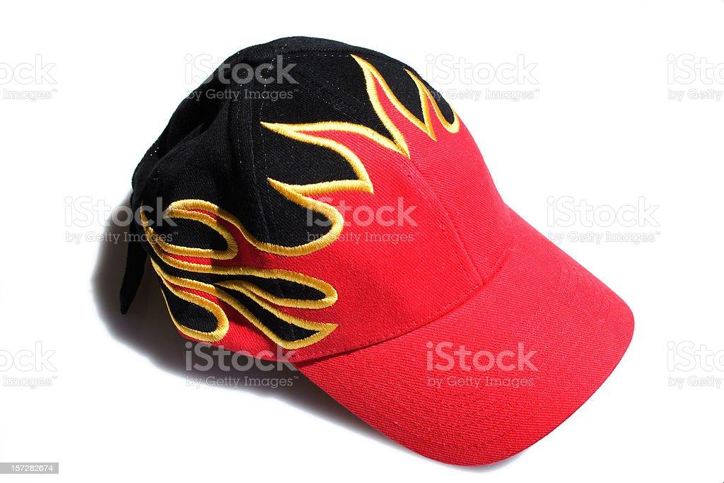 Hot Head royalty-free stock photo