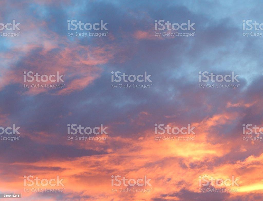 Hot heaven stock photo