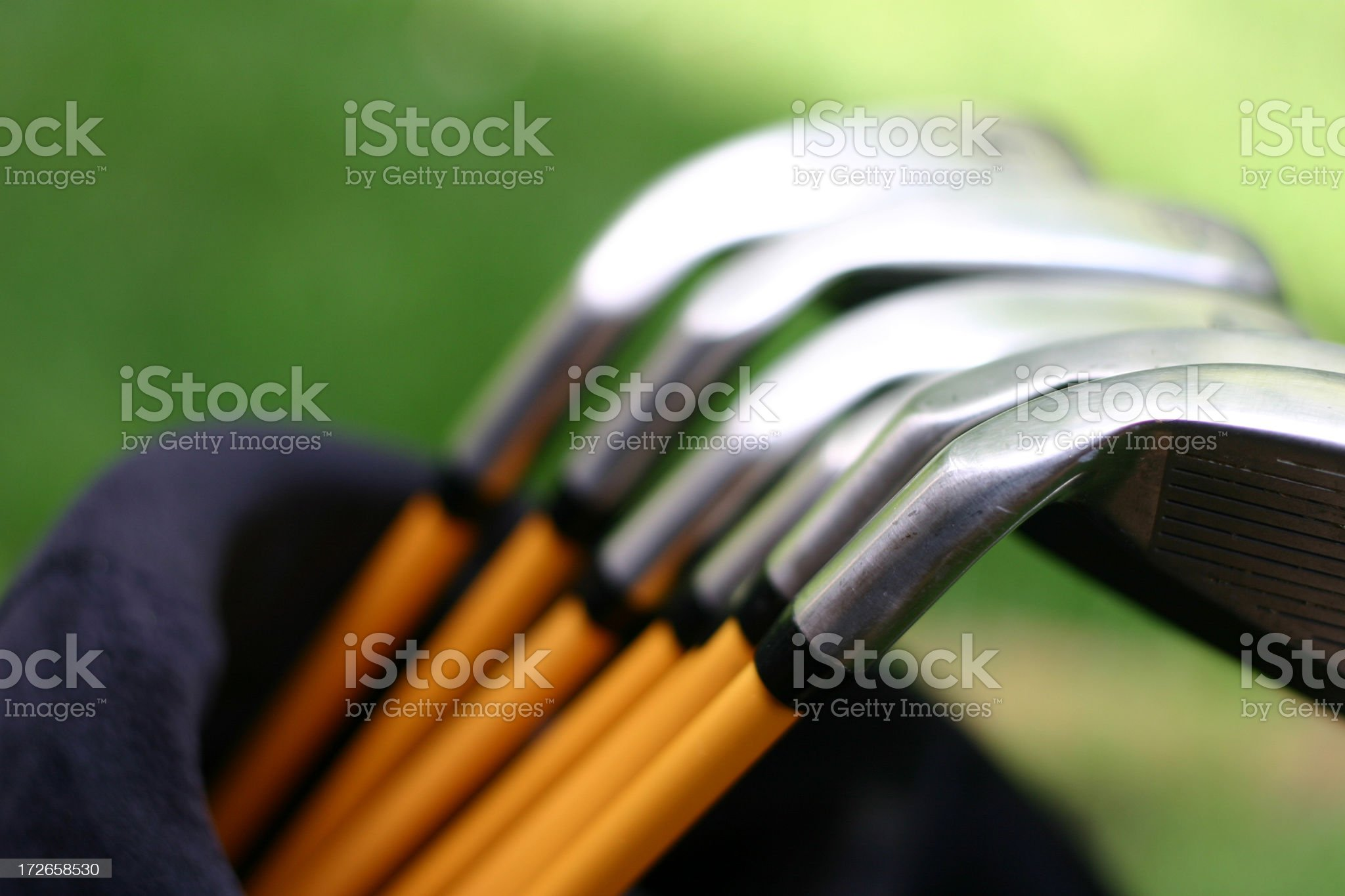 Hot Irons royalty-free stock photo