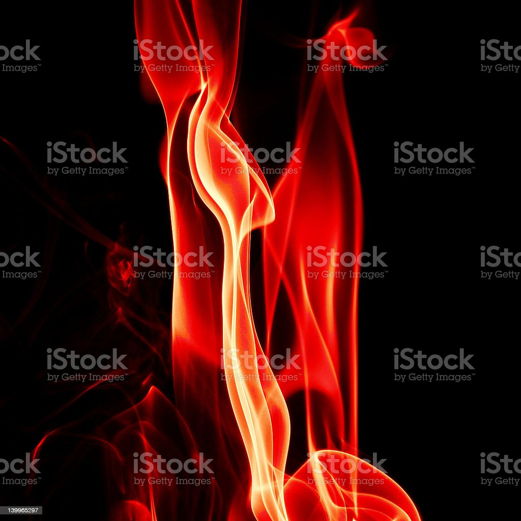 Hot or what? royalty-free stock photo