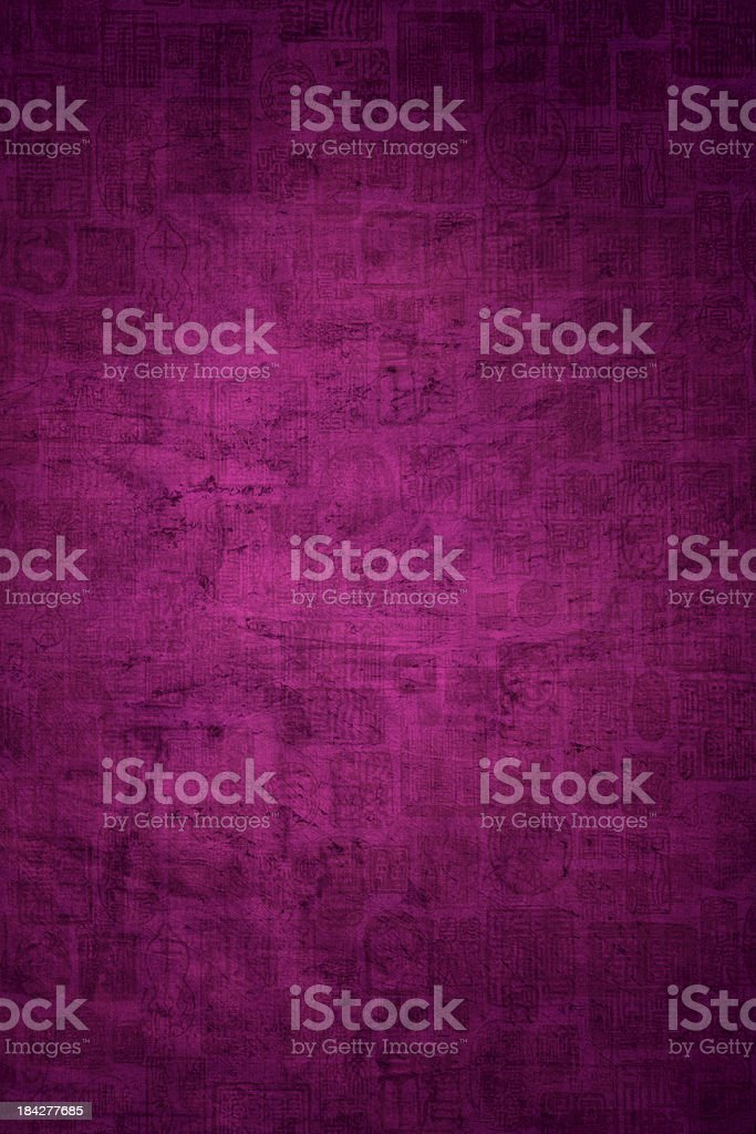 Hot Pink Grunge Background royalty-free stock photo