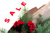 hot Sale and pine branches
