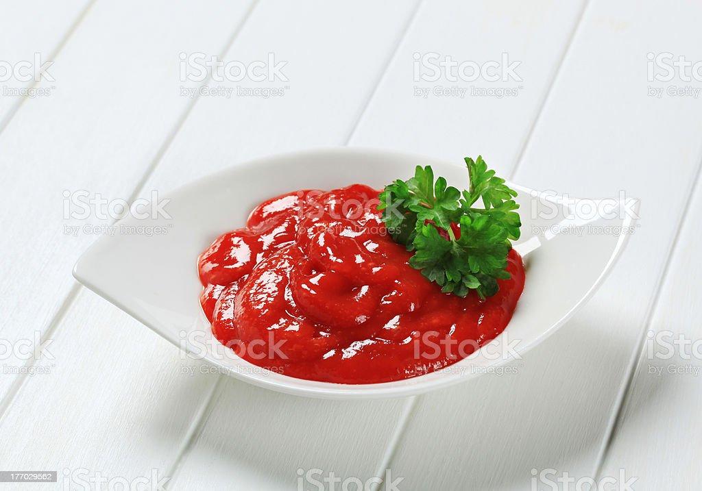 Hot sauce royalty-free stock photo