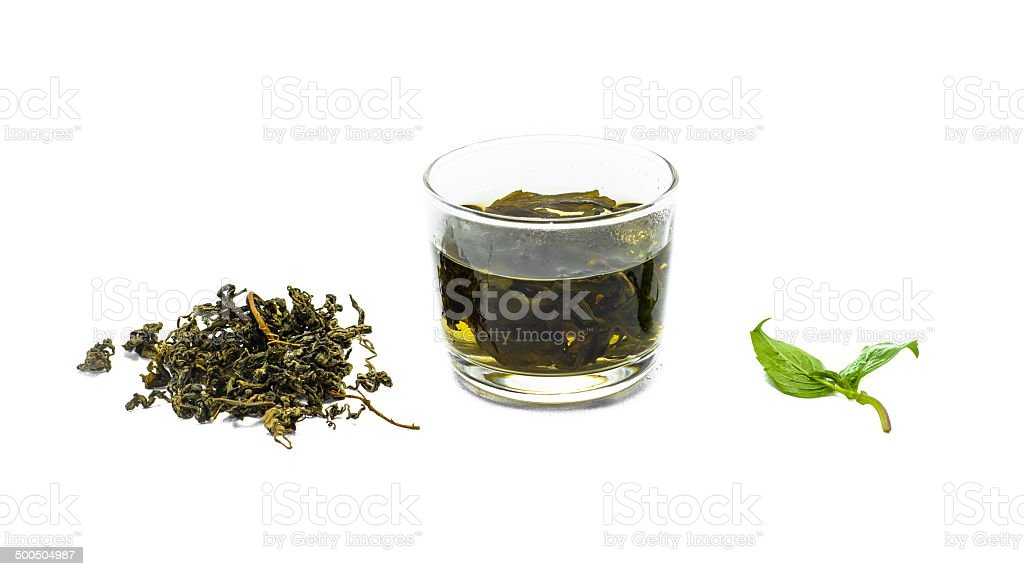 hot tea drink stock photo