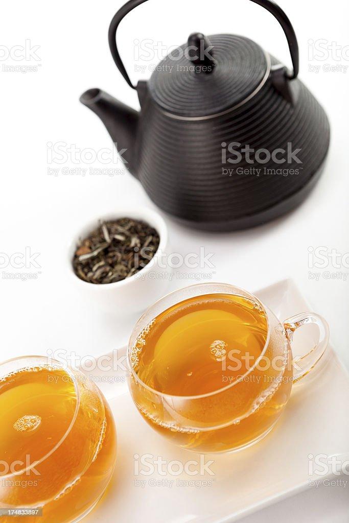 Hot Tea royalty-free stock photo