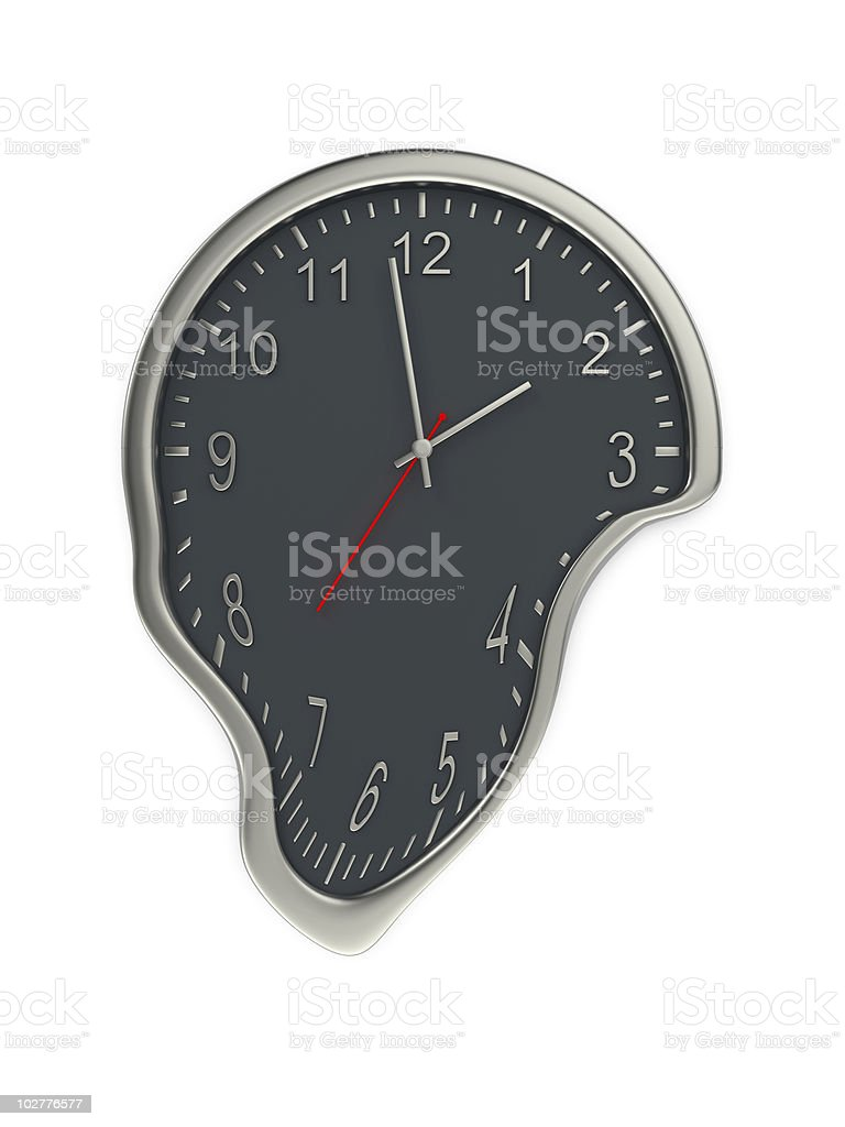 Hot time concept royalty-free stock photo