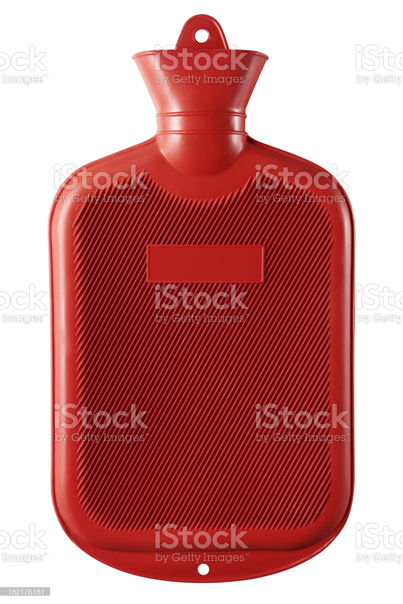 Hot Water Bottle royalty-free stock photo