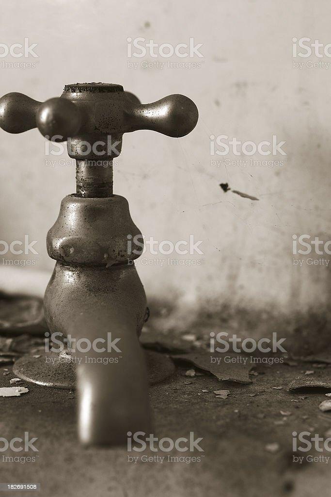 Hot Water stock photo