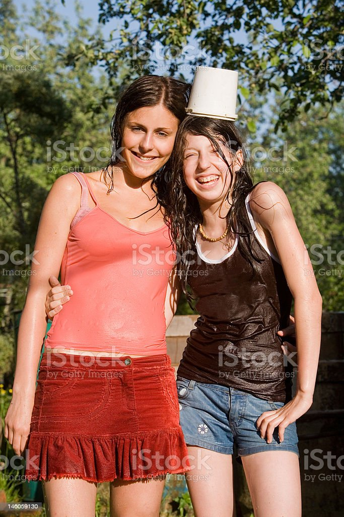 Hot weather royalty-free stock photo