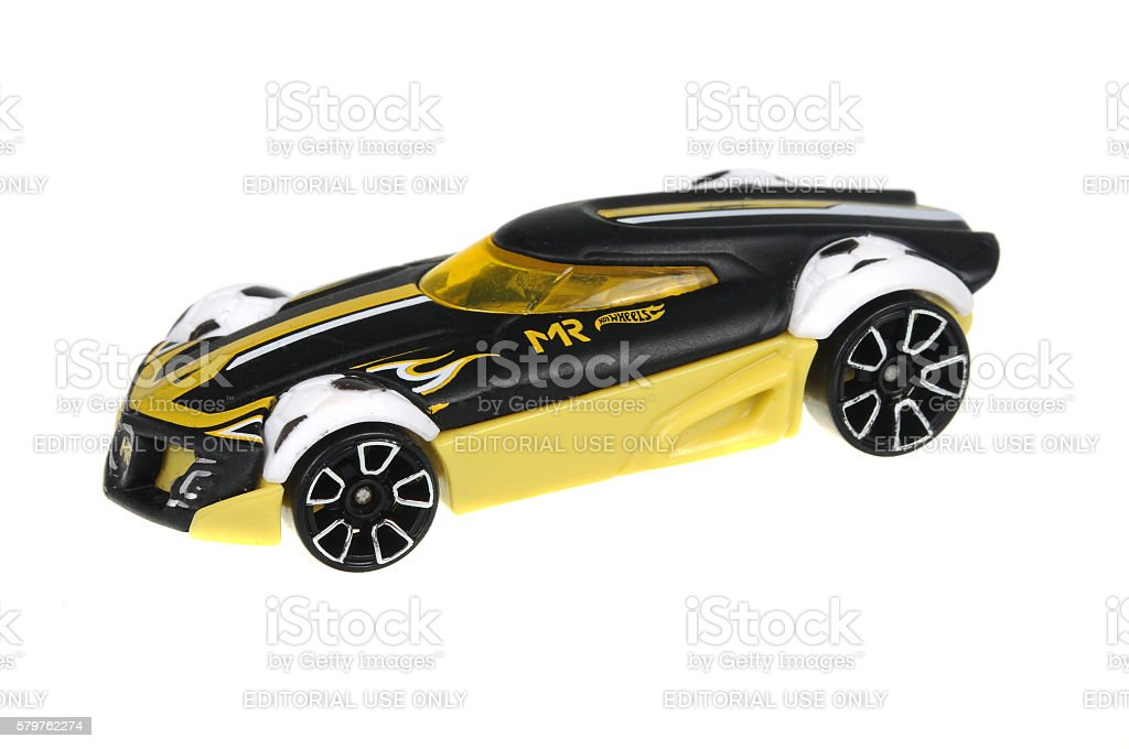 2013 MR11 Hot Wheels Diecast Toy Car stock photo