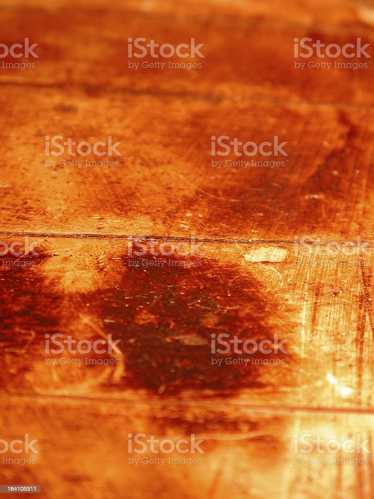 Hot wooden background royalty-free stock photo