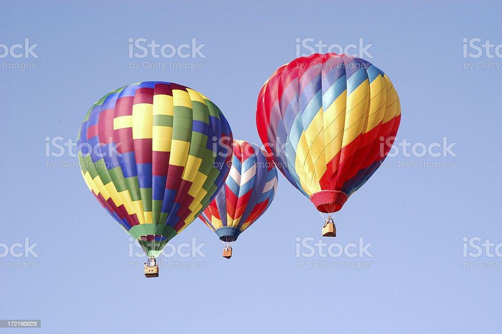 Hot_Air_Balloons6 royalty-free stock photo