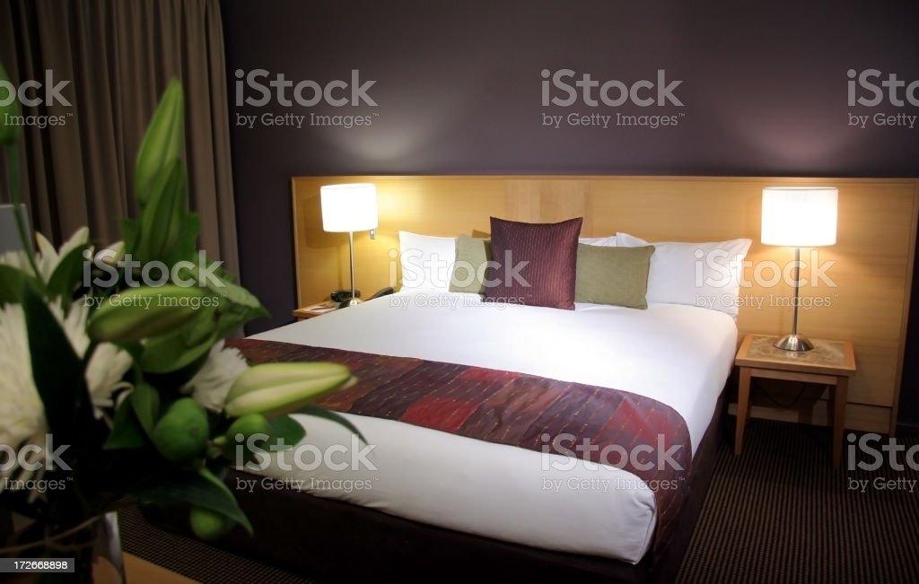 Hotel Accommodation royalty-free stock photo