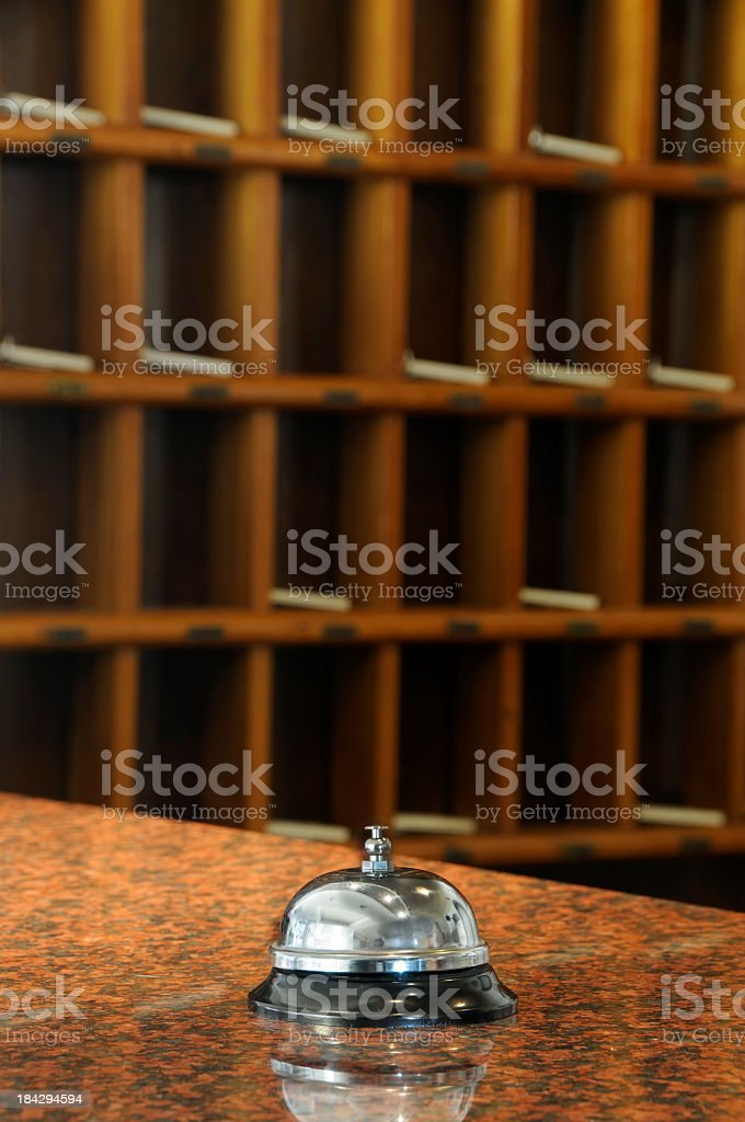 Hotel Business royalty-free stock photo
