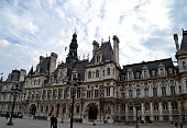 Hotel de Ville in Paris