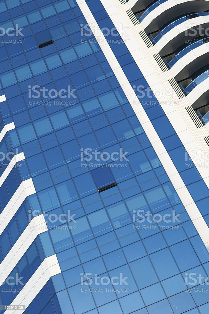 Hotel Exterior royalty-free stock photo